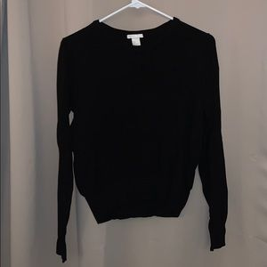 H&M Black Sweater Small Never Worn